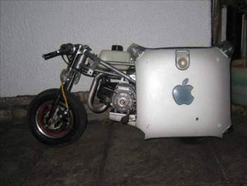 Настоящий поклонник компании Apple никогда не сможет отправить какой-нибудь гаджет или компьютер на мусорку...