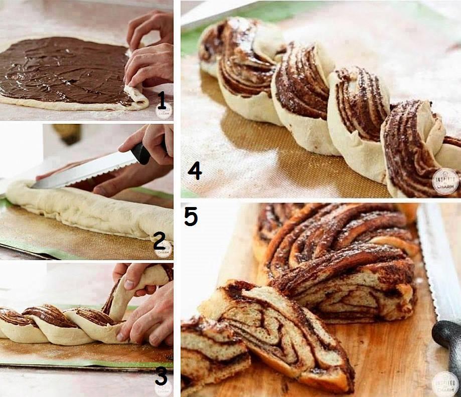 Как красиво сделать булочки для выпечки