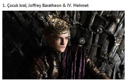 Game Of Thrones'un Osmanlı'dan etkilendiğini gösteren 16 kanıt
