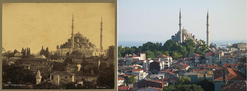 100 yıl sonra İstanbul