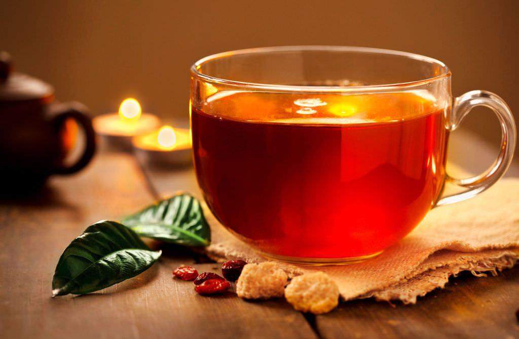 Günde 2 bardak siyah çay  kanserden koruyor!