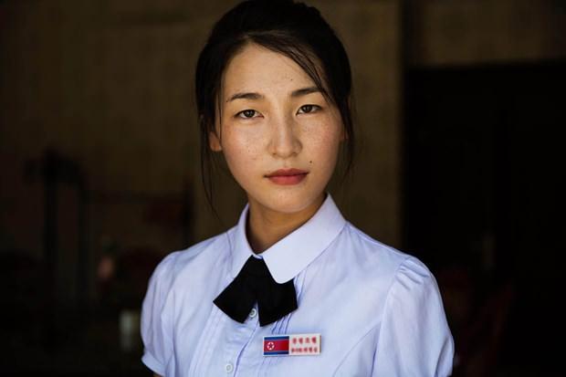 Güzelliğin izinden Kuzey Kore'ye gitti