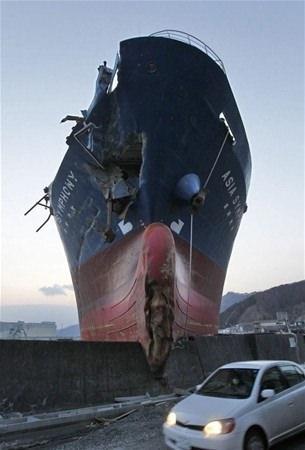 İlginç deniz kazaları!