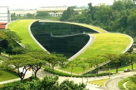 Dünyanın en güzel ve ilginç okulları