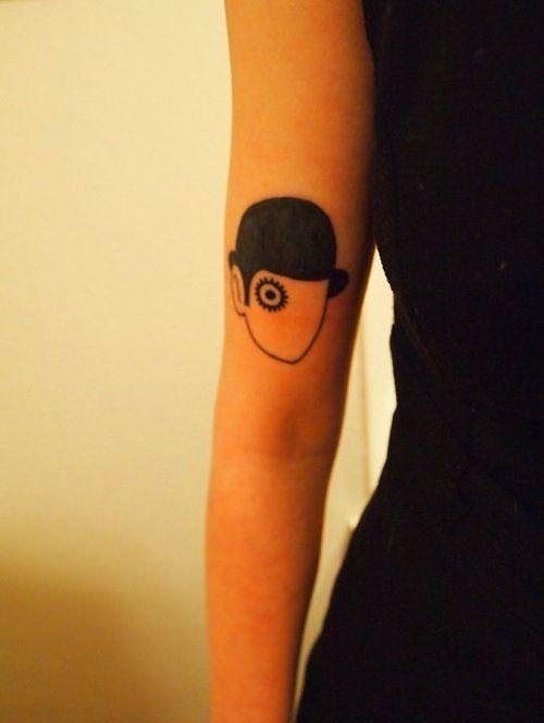 İlhamını kitap ve filmlerden alan 20 dövme