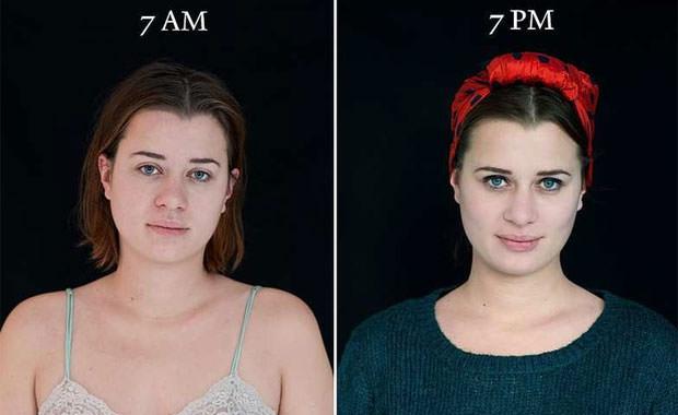 İnsanların yüzü böyle değişiyor