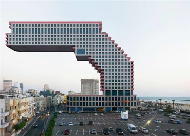 İspanyol tasarımcıdan çılgın şehirler
