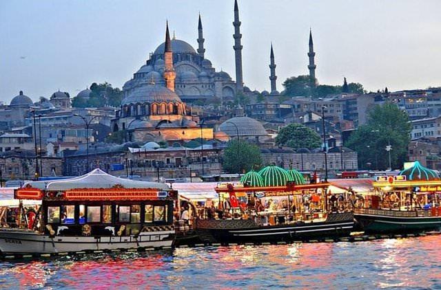İstanbulun olmazsa olmazları