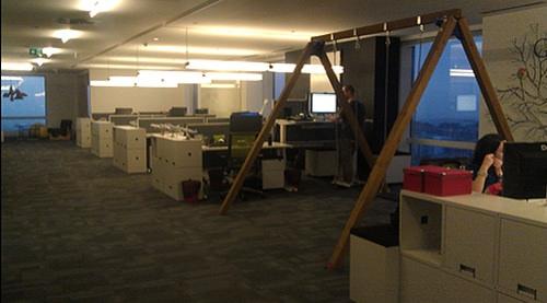 İşte Google'ın çılgın İstanbul ofisi