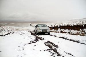 Kara kış erken bastırdı