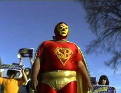 Kostümleriyle ve Maskeleriyle 10 Gerçek Süper Kahraman