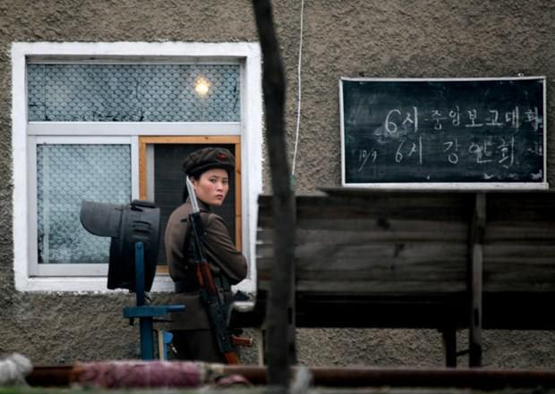 Kuzey Kore ordusunun öteki yüzü