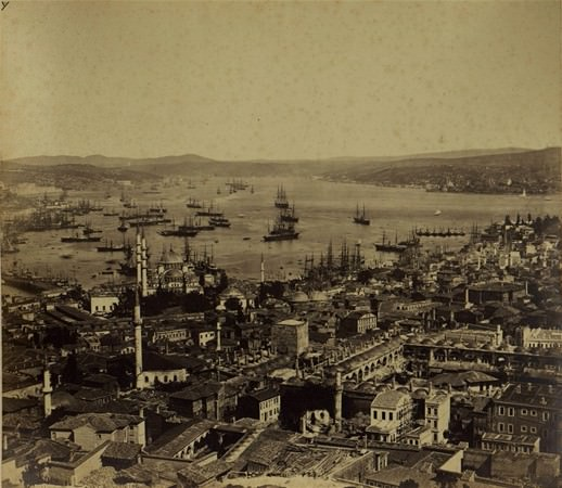 Macar mimarın İstanbul fotoğrafları