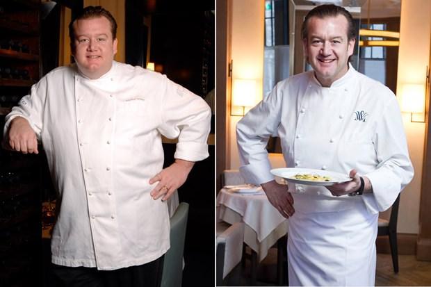 'Makarna kralı' şef Michael White nasıl 62 kilo verdi?
