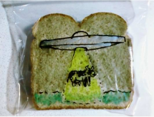 Neşeli sandviçler