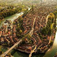 Pilotların gözünden şehirlerin kuş bakışı fotoğrafları