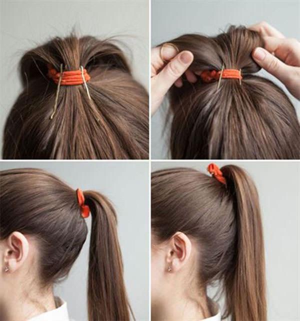 Pratik saç tasarımları!
