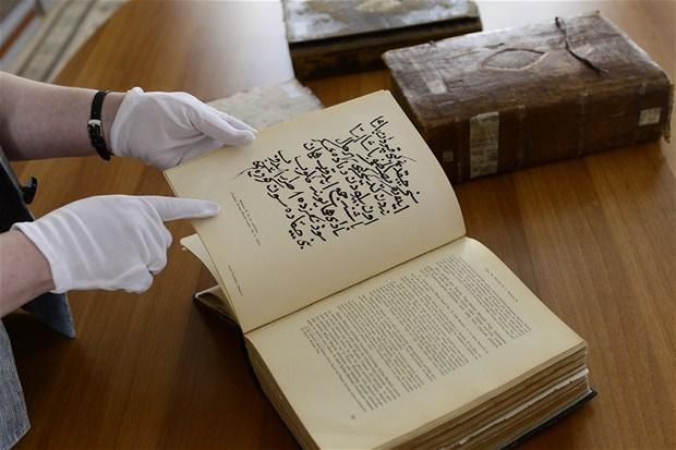 Rus kütüphanesi Türk edebiyatı zengini