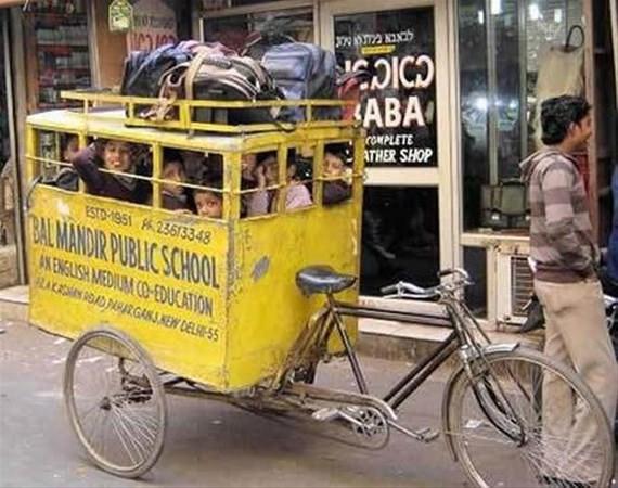 Sadece Hindistan'da göreceğiniz kareler