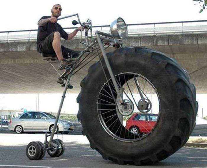 Sıradışı bisikletler!.