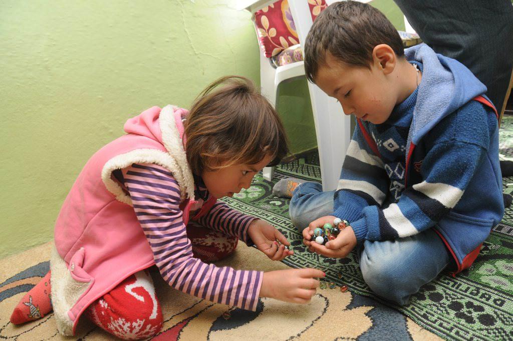 Soma'nın 23 Nisan çocukları