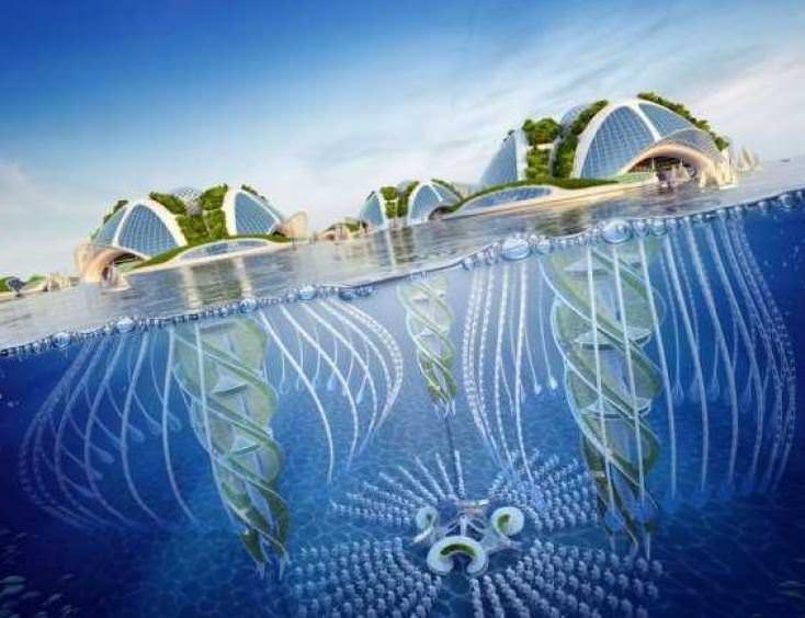Su altında yaşam gerçek oluyor!