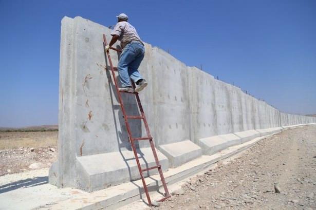 Турция возвела 330-километровую бетонную стену на границе с Сирией и Ираком - Цензор.НЕТ 3803