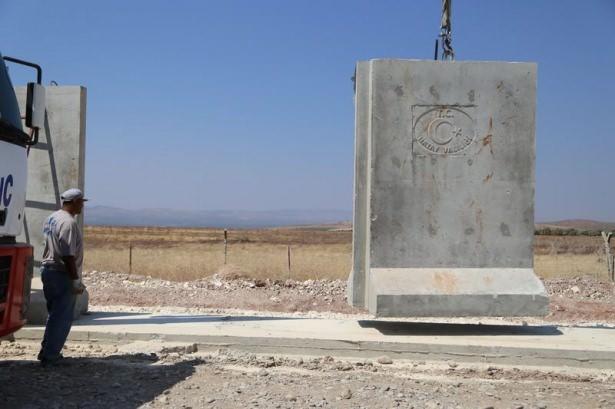 Турция возвела 330-километровую бетонную стену на границе с Сирией и Ираком - Цензор.НЕТ 7368