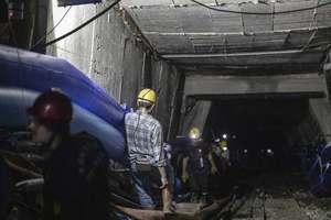 Suyla dolan madenin planı