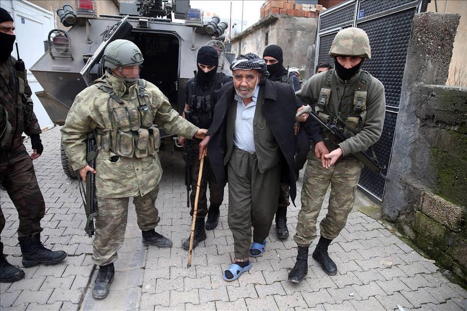 Terör engelinden Mehmetçik'e sığındılar