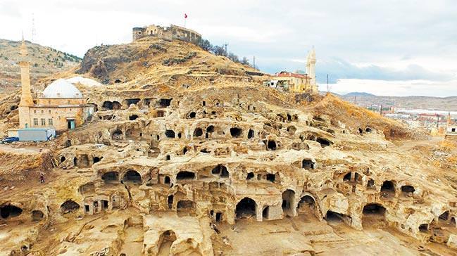 TOKİ'nin bulduğu yeraltı şehri