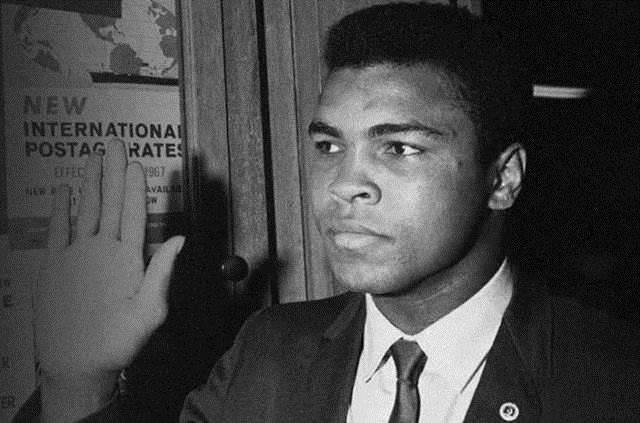 Tüm zamanların en iyisi: Muhammed Ali