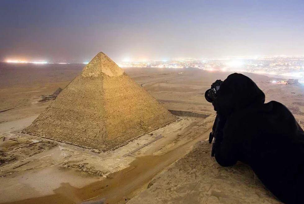 Turistlerin Gizlice Çektiği Muhteşem Fotoğlarlar