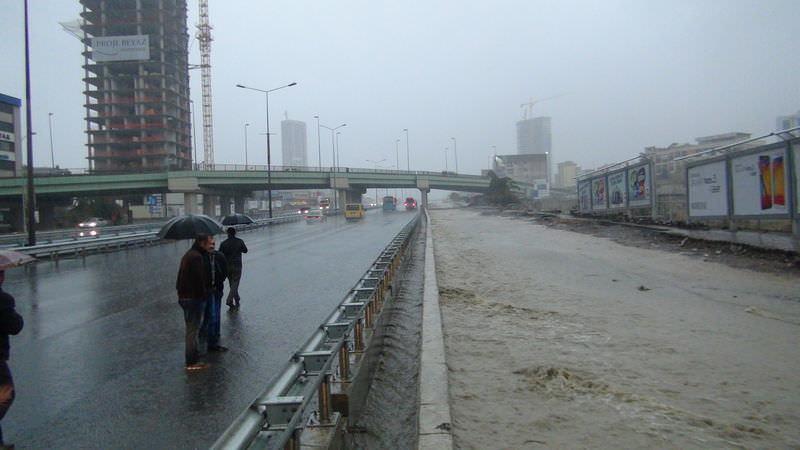 Türkiye yağmura teslim