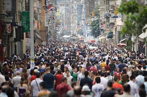 Türkiye'nin nüfusu en kalabalık 10 ilçesi
