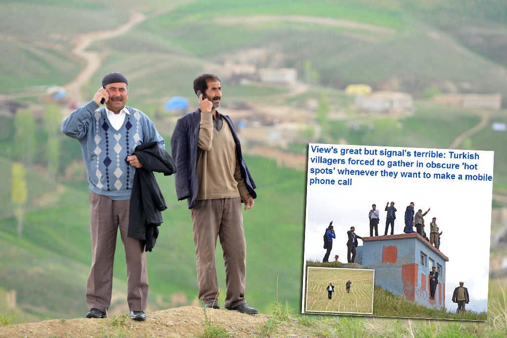 Türklerin bu görüntüsü İngilizlerin diline düştü
