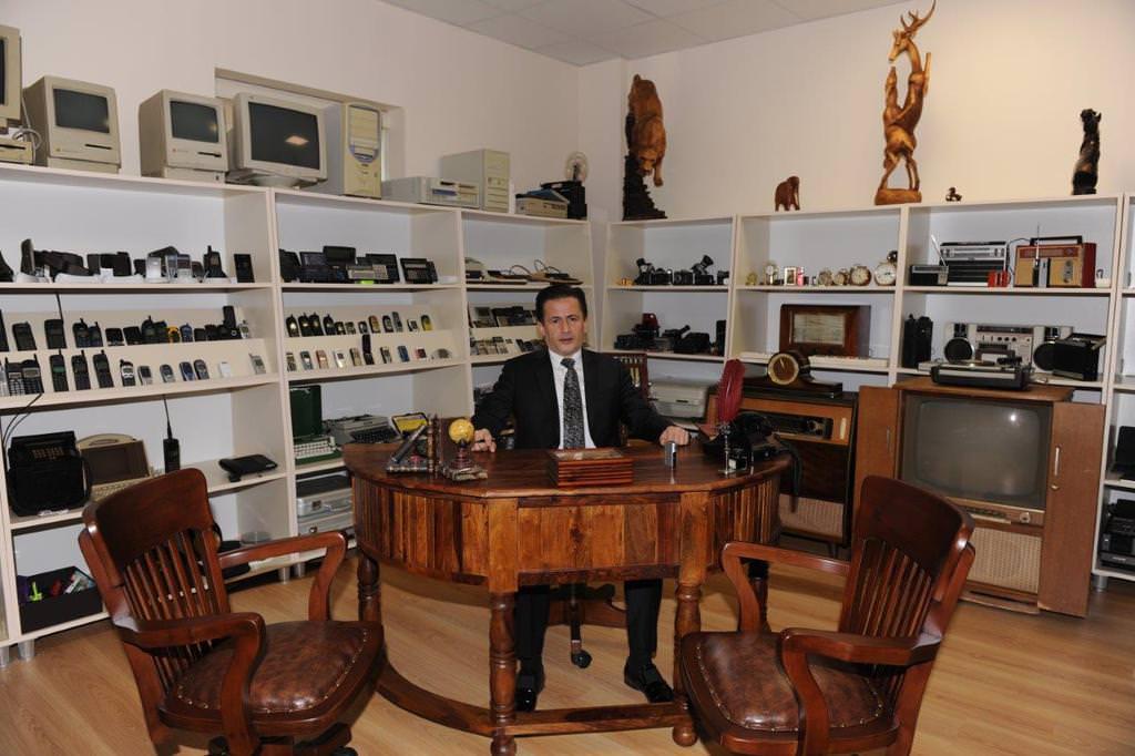 Tuzla Belediye Başkanı'nın gizemli odası
