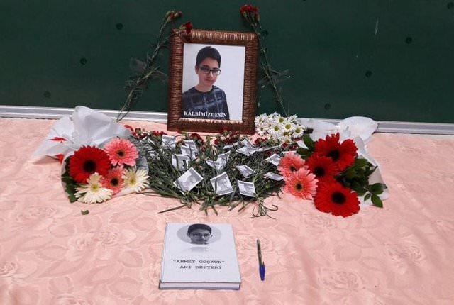 Üvey babasının öldürdüğü Ahmet Coşkun'un otopsi raporu ortaya çıktı