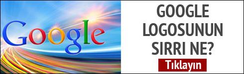Google logosunun sırrı