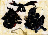 Mehmet Siyah Kalem'in resimleri �a�da� m�zik oldu