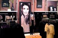 �ahin'in foto�raflar� Avrupa butiklerinde