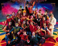 Интересные факты о Cirque du Soleil (Цирк Солнца) .