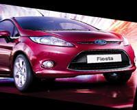 Ayda 500 TL taksitle Ford Fiesta