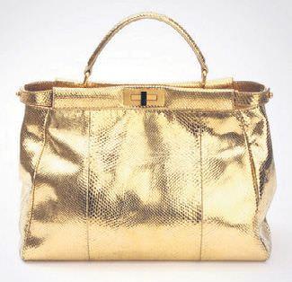 Fendi создала дорогую и эксклюзивную сумку, чтобы отпраздновать открытие...