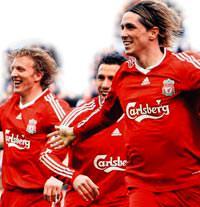 Liverpool art�k yaln�z y�r�meyecek