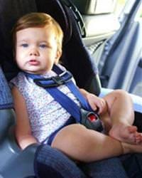 Çocuk koltuğu zorunlu oluyor