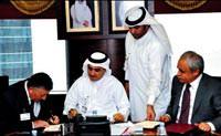Y�ksel, Katar'�n en stratejik yolunu yapacak