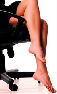 Mükemmel bacakların izinde