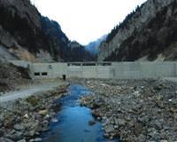 Akenerji Arakl� Karadere Akocak Hidroelektrik Santrali