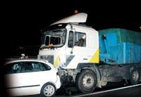 Mahkemeden trafik kazas�nda �rnek ceza